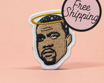 YEEZUS IN SPACE Patch