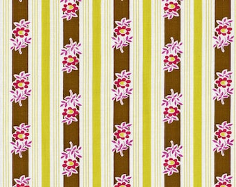 01760  1/2 yard of Jennifer Paganelli Poodle Siobahn in Yellow  -