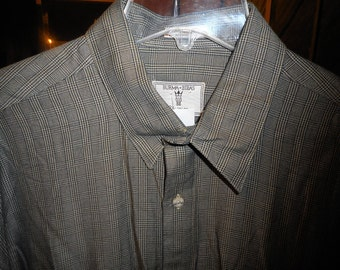 Super Nice Shirt     by  BURMA-BIBAS CLASSIC   Medium  Never Worn,   Still With Tags On It