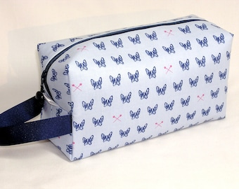 Terriers and Needles Project Bag