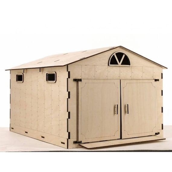 Puppenhaus Garage, Parkplatz, Garage, Puppe, Haus, Holz Puppenhaus,  Puppenhaus Bausatz, Miniatur, Puppen Miniaturen