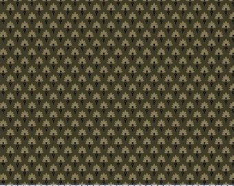 8213 0114 / Marcus Brothers / Pieceful Pines / Fabric / Pam Buda / Green
