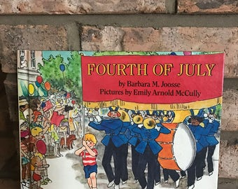 Fourth of July a Hardcover Children's Book