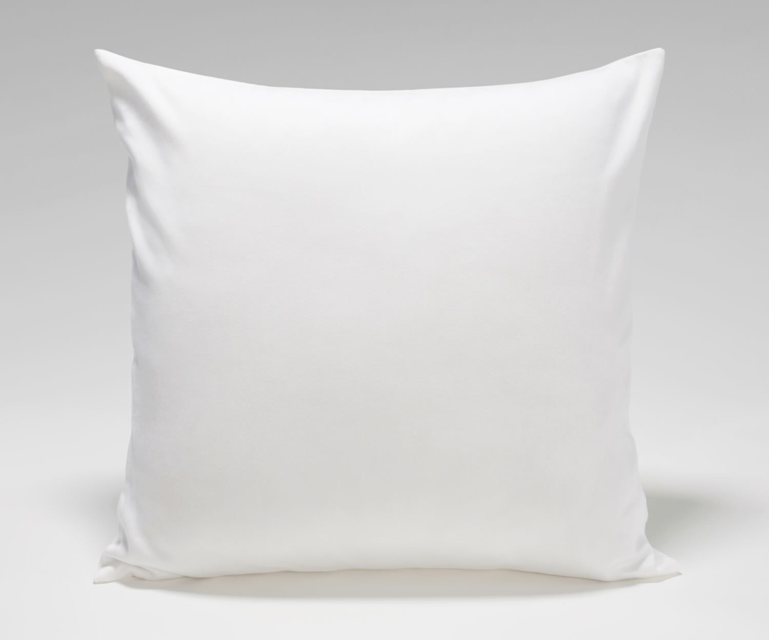 Solid White Cotton Pillow Cover In 20 Sizes BESTSELLER