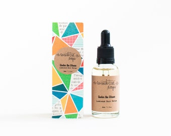 Luminous Hair Serum - Abysinnian & Camellia Oil - Natural, Vegan, Handmade, Fragrance-Free.