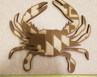 Crab Wall Hanging/Decor
