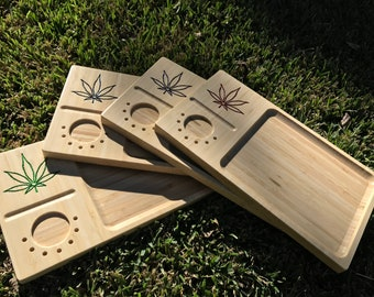 Custom Rolling Trays