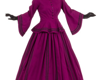 Mallory Victorian Civil War Dress