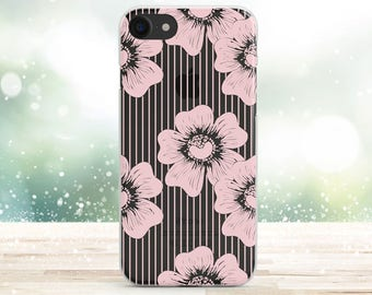 Floral Samsung S8 case Iphone X Case Iphone 7 case Iphone 5s case Iphone 8 Plus case Iphone 6s case Iphone 7 Plus Samsung S9 Case Samsung S8