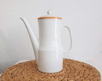 Vintage socialistic ORION teapot made in Czechoslovakia