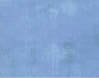 Powder Blue Grunge Basics 30150 347 Moda Fabric by the Yard