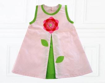 Girls Sewing Pattern pdf, Girls Dress Pattern, Childrens Sewing Pattern, Toddler Pattern, Girls Clothing Pattern, BELLA