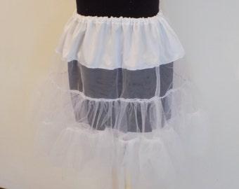 Tulle underskirt, tulle petticoat,