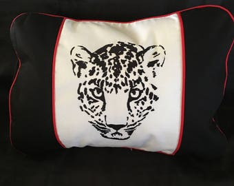 Leapard Pillow