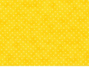 Moda ESSENTIAL DOTS Quilt Fabric 1/2 Yard  - Sunshine Yellow 8654 37