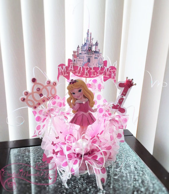 Disney Toddler Princess Aurora Sleeping Beauty Birthday Cake