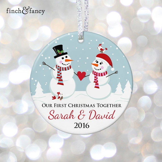 first christmas together gift ideas