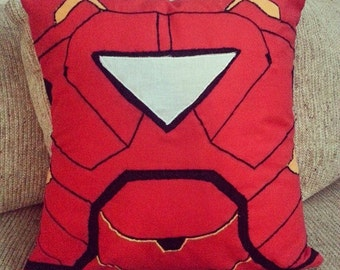 Iron Man Chestplate Pillow