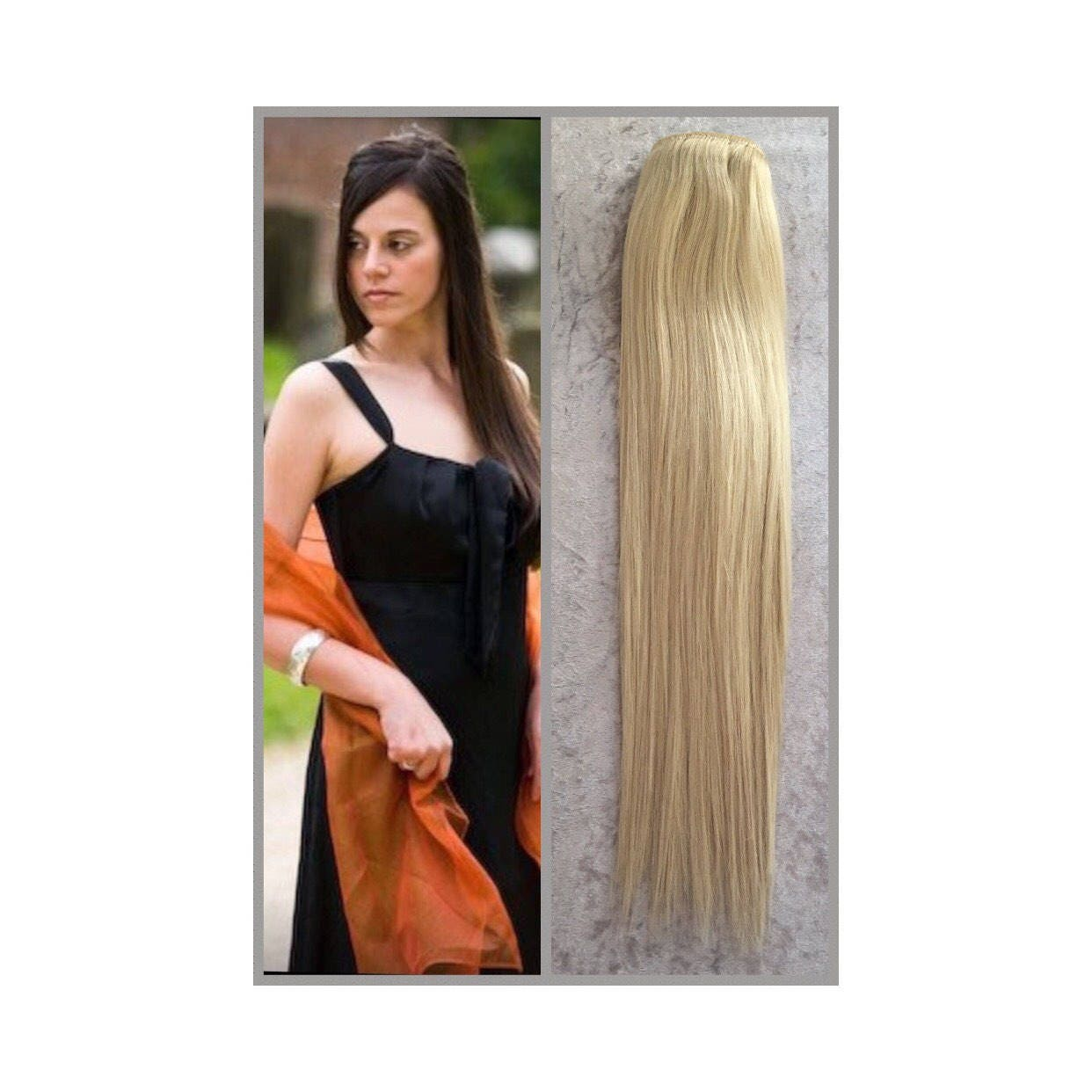 Weft Hair Extensions Human Remy Hair Extensions 18