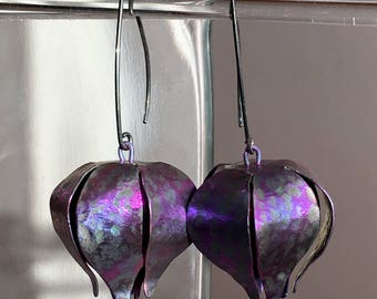 bluebell TITANIUM EARRINGS