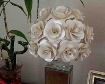 White roses or any color