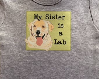 Lab Baby Clothes Etsy