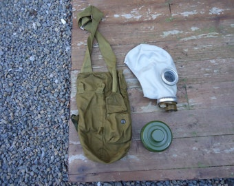 from the 60s/70s gas mask