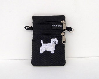 West Highland Terrier, Westie, Dog Small Cell Phone Case
