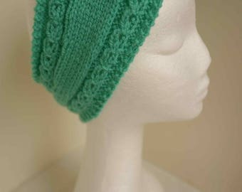 Miss m lime headband
