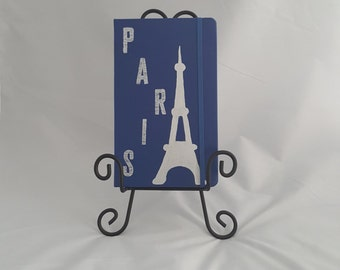 Paris Journal, Hand-painted