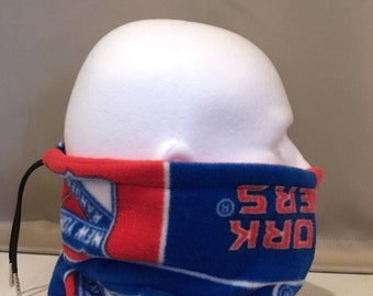 Neck Gaiter - New York Rangers - Adult