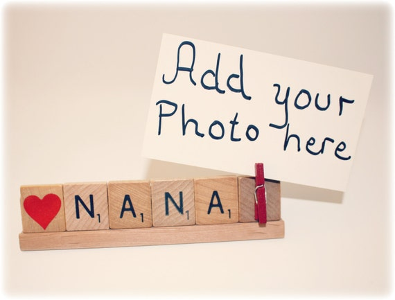 Nana Gift Love Nana Nana Photo Nana frame Mothers Day