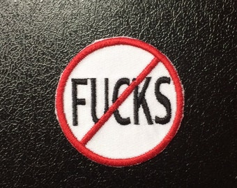 No F*cks Patch