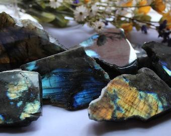 Labradorite, Mineral Specimen