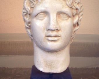 For Sale Alexander the Great Macedonian Small Bust- King Of Vergina