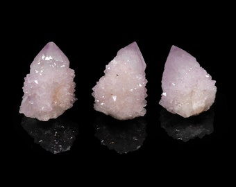 Spirit Quartz Cluster Group