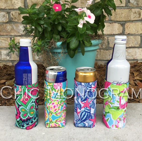 Fun Gifts for Friends Michelob Ultra Red Bull White Claw Thin Can Sleeve Personalized Beverage Insulators for Thin Cans Wrap