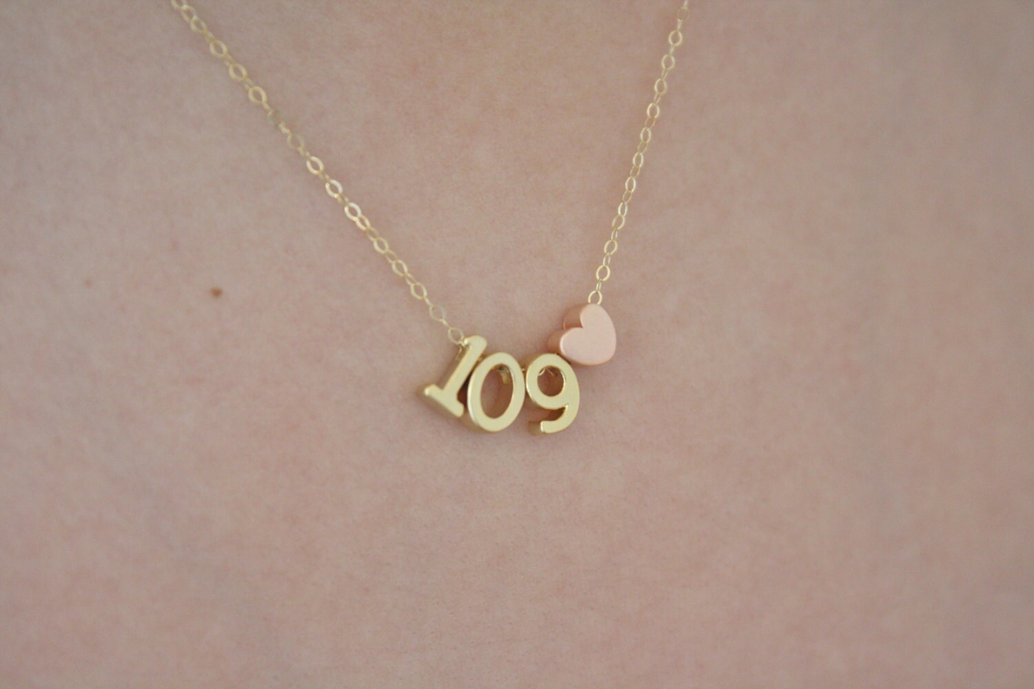 Number necklace gold necklace badge number necklace zoom aloadofball Image collections