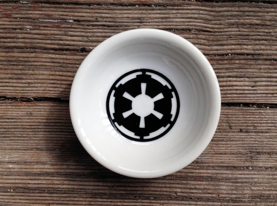 Ring Dish | Star Wars | Wedding | Imperial Crest | Engagement Gift