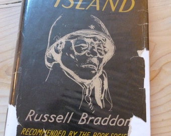 The Naked Island, very rare, signed by author