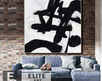 Original painting, Abstract Painting, Abstract wall art, Abstract Art, Black and White Art, Painting Abstract, Large Abstract Contemporary