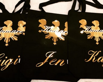 XL Tote Bags