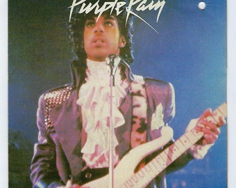 Prince & The Revolution - Purple Rain / God - 45rpm - 1984 - Made In France