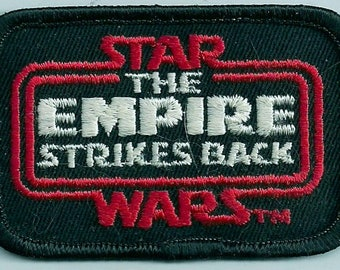 STAR WARS Empire Strikes Back Cloth Patch