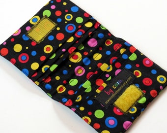 Credit Card Wallet - Multi Circles