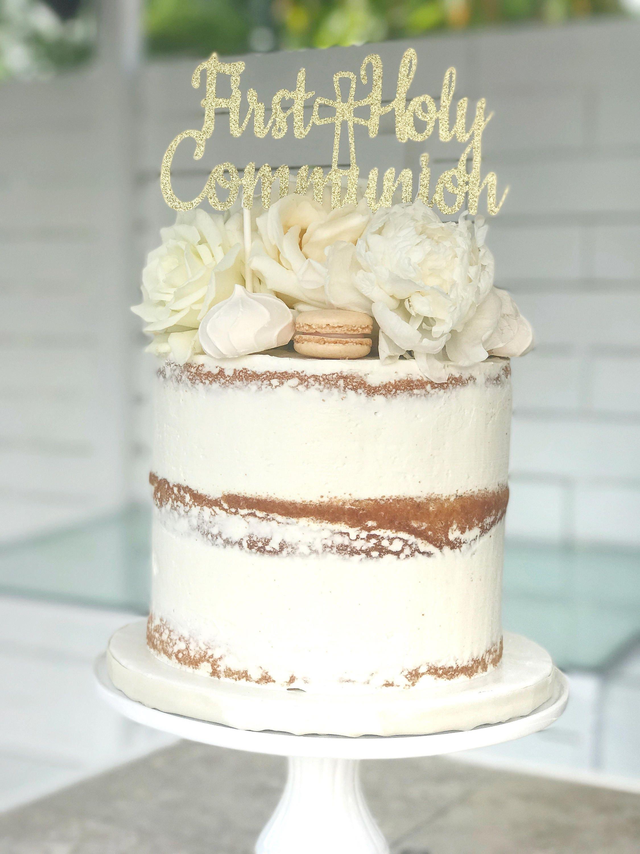 Baby Angel Cake Topper