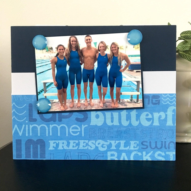 Dichos equipo nadador entrenador de natación mamá papá regalo ...