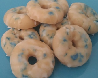 Blueberry Donut Wax Melts Wax Tarts Sample Pack Candle Melts Home Fragrance Wax Warmer