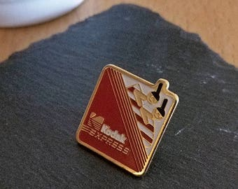 Vintage Kodak Enamel Pin