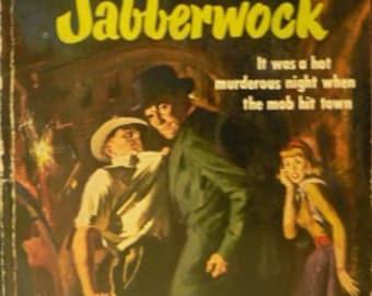 vintage paperback ... NIGHT of the JABBERWOCK by Fredric Brown ...